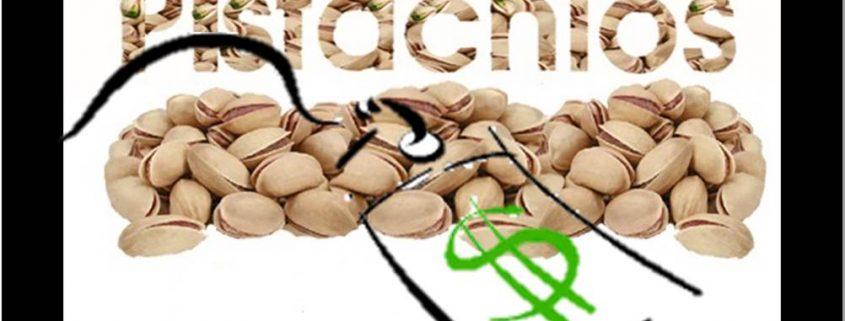 pistachio price per kg
