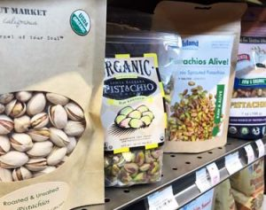 Buy pistachio packing from the store