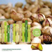 pistachio export statistics