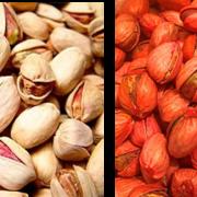 red pistachios iran
