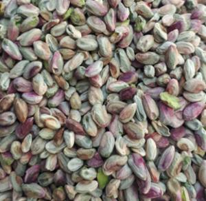 Wild pistachios kernel