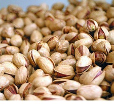 pistachio iran export price per ton